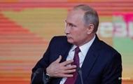 Путин заговорил о нормализации отношений между Киевом и Москвой