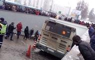 Автобус, въехавший в Москве в переход, был исправен