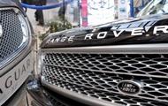 Продажи Jaguar Land Rover достигли рекорда