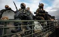 Украинские позиции шесть раз попали под обстрел в зоне АТО