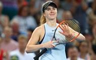 Свитолина без проблем вышла во второй раунд Australian Open