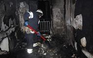 В Николаеве из-за пожара эвакуировали полсотни людей