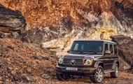 Mercedes-Benz представив новий позашляховик G-Class
