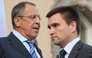 Климкин обсудил с Лавровым миротворцев