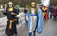 Мавры, фараоны и козы: Старый новый год в Украине