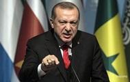 "Эрдоган против ""сил безопасности"" США в Сирии"