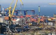 Внешняя торговля Украины в