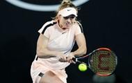 Свитолина сыграет матч второго круга AO на главном корте турнира