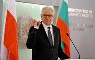 В МИД Польши уволят всех выпускников московских вузов