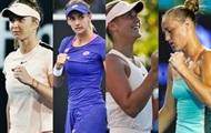 Australian Open: впервые сразу четыре украинки сыграют во втором круге
