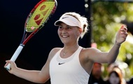 15-річна Костюк вийшла в третій раунд Australian Open
