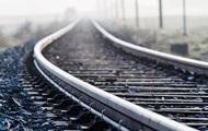 Укрзалізниця заявила про аварію на залізниці через розкрадачів металобрухту