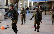 ЗМІ: Ізраїльські військові вбили в перестрілці двох палестинців