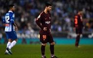 Месси – лидер сезона по нереализованным пенальти в Испании