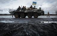 Позиції ЗСУ двічі обстріляли на Донбасі