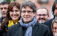 Пучдемон согласен руководить Каталонией через Skype