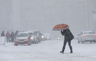 Погода в Украине: снег и гололедица
