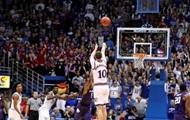 NCAA: Канзас вместе с Михайлюком добыл очередную победу