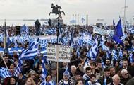 Десятки тысяч греков выступили против
