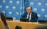 Лавров озвучив  червону лінію  щодо Донбасу
