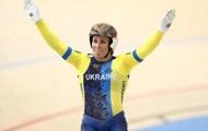 Украинки взяли две медали на этапе Кубка мира по велотреку