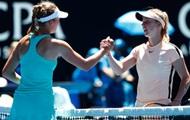 Свитолина – Мертенс: видео обзор матча 1/4 финала Australian Open