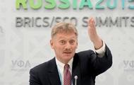 В Кремле прокомментировали встречу Суркова и Волкера