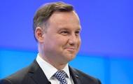 Россия должна оставить Украину в покое – Дуда