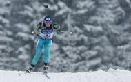 Биатлон: Варвинец стала чемпионкой Европы