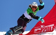 Украинка Данча в топ-8 этапа Кубка мира по сноуборду