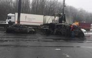 Стали известны последствия массового ДТП в Киеве