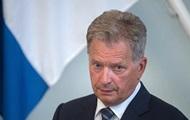 На выборах в Финляндии победил действующий президент