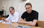 Навального отпустили из полиции