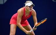 Украинка Козлова стартовала с победы над второй ракеткой турнира в Тайбэе