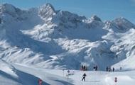 В горах Австрии застряла сотня туристов из-за сломанного подъемника