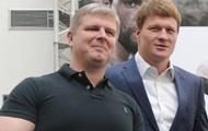 Рябинский подтвердил, что следующим соперником Поветкина станет Прайс