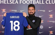 Жиру подписал контракт с Челси