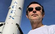 Вакарчук посетил SpaceX