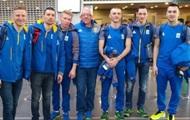 Первая группа украинских олимпийцев отправилась в Пхенчхан