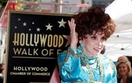 Джина Лоллобриджида в 90 лет получила звезду на
