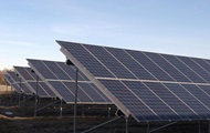 Under the lions built a solar power station