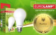 The winner in the nomination Choice of Ukraine - 2017 - energy Saving lighting year