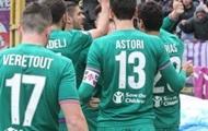 В Италии команды за три минуты обменялись голами после прямых ударов с углового