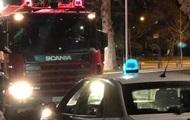 В Салониках взорвалась бомба возле Минобороны
