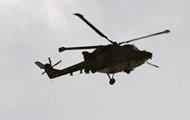 У берегов Тайваня разбился вертолет, есть жертвы