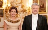 Появилось видео прибытия Порошенко на Венский бал