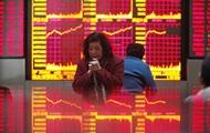 Биржи Китая рухнули вслед за американскими и японскими