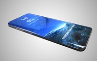Samsung запатентовала полностью безрамочный смартфон