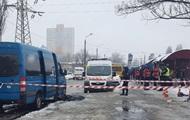 В Киеве зарезали мужчину на остановке за замечание