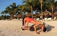 Усик показал фото тренировок с женой
